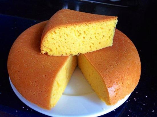 Tự làm bánh gato bằng nồi cơm điện ngon mĩ mãn