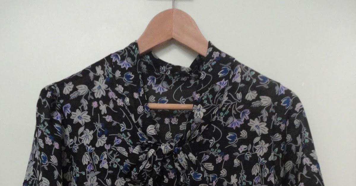 Lottie Blouse! Simple Sew free pattern
