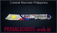 Combat Machete Philippines