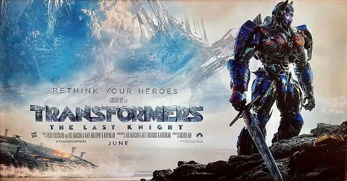 Trivia di sebalik filem Transformers: The Last Knight
