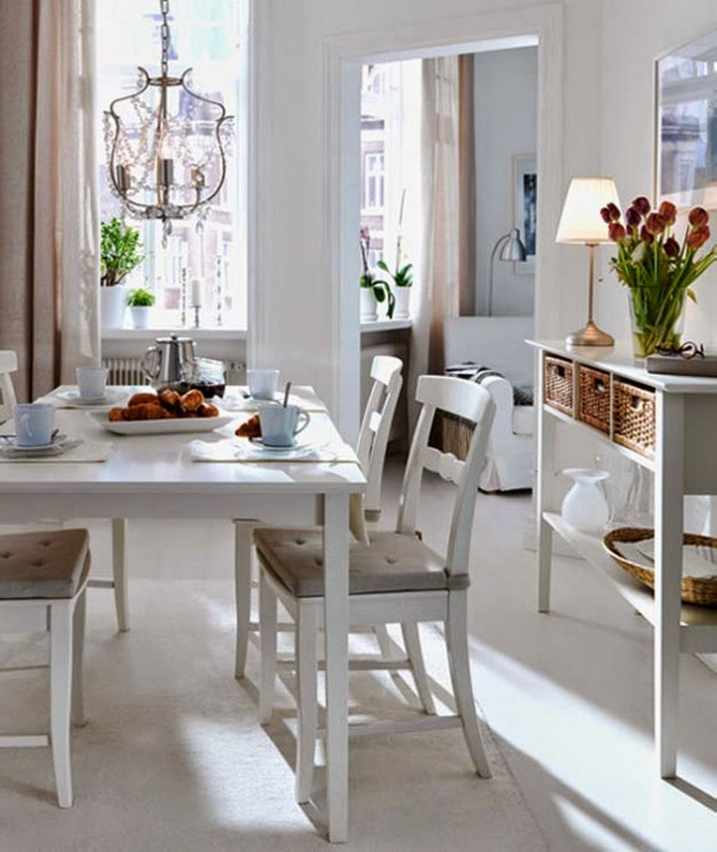 Home Decorating Jobs: Inspiring Interior Design Ideas With IKEA Furniture