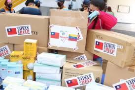 Taiwán entregó más de 117 mil insumos médicos y bolsas de comida a Organizaciones No Gubernamentales
