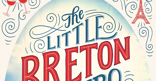 Blog Tour - The Little Breton Bistro by Nina George