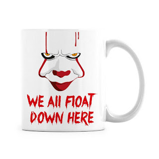 Stephen King Mugs, Stephen Kings It 2017, Pennywise 2017, Stephen King Store