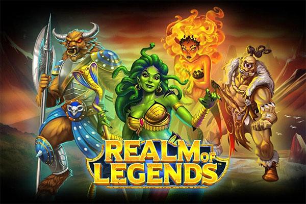 Main Gratis Slot Realm of Legends (Blueprint Gaming)