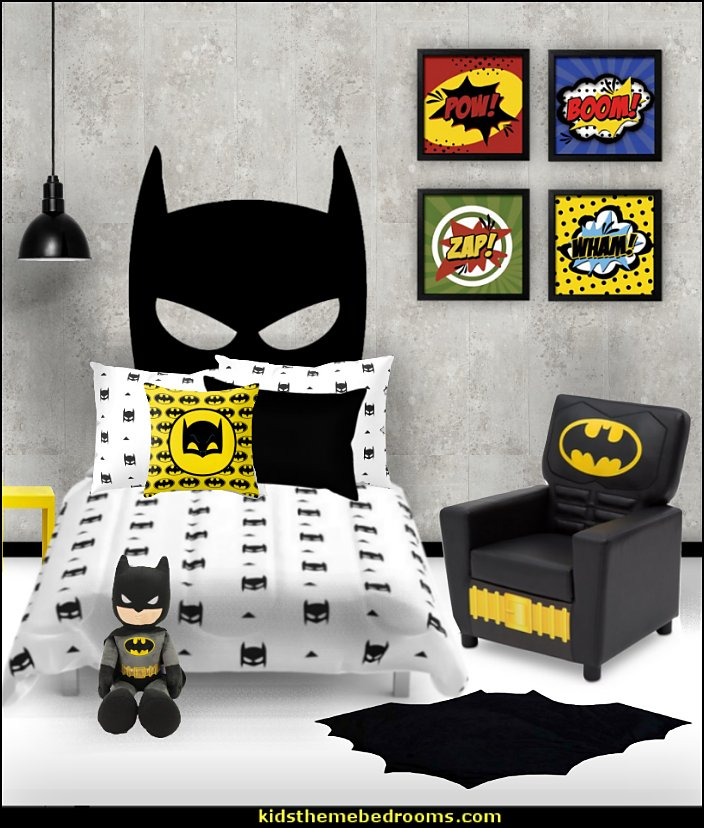 Decorating theme bedrooms - Maries Manor: batman