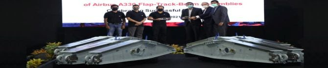 Dynamatic Technologies Completes 150 Ship Sets of Airbus A330 Flap Track Beam Assemblies