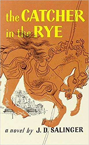 Books like The Catcher in the Rye by J. D. Salinger