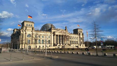 Học tập và sinh sống tại Hamburg ( Đức )