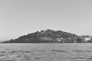 La citadelle et le vieux village de Saint-Tropez