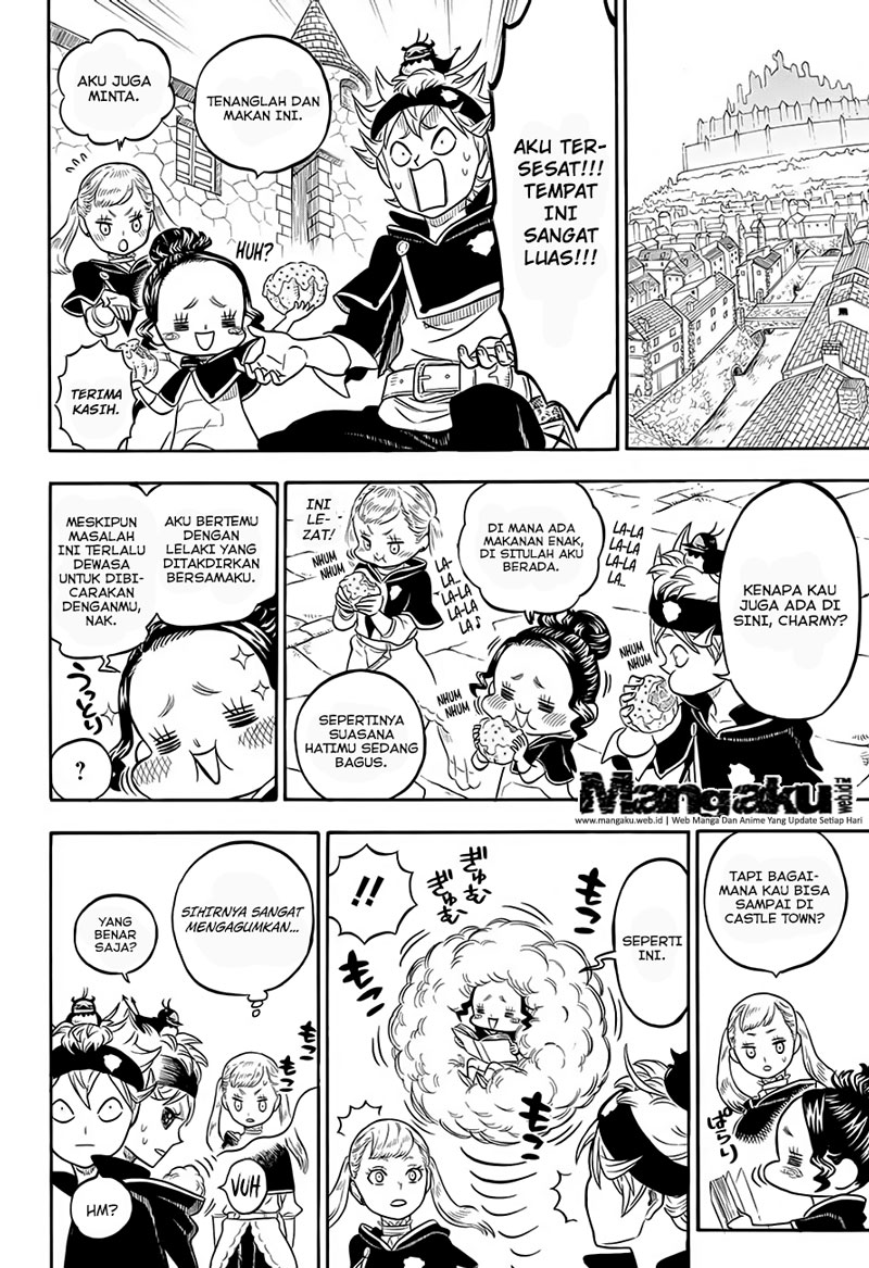 Black Clover Chapter 37 bahasa indonesia