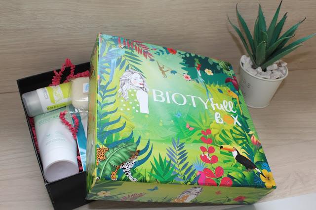 """Biotyfull Box d'Août 2019: """"La réparatrice après-soleil"""""""