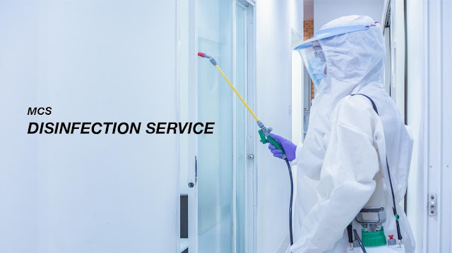 jasa disinfeksi memudahkan untuk menyemprot disinfektan
