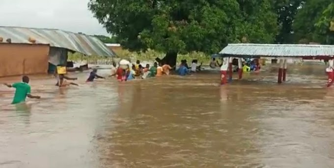 Bright Philip Donkor writes: How long can Ghanaians bear the brunt of Floods?