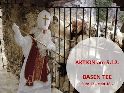 Aktion im Adventskalender am 5.12.