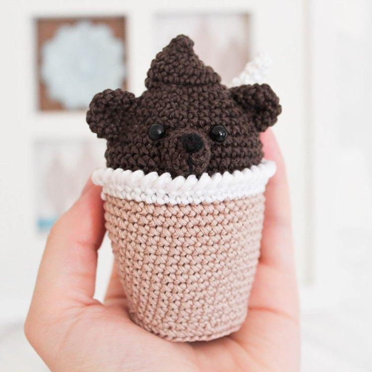 Beautiful Skills - Crochet Knitting Quilting : Glamorous Monkey ... | 750x750
