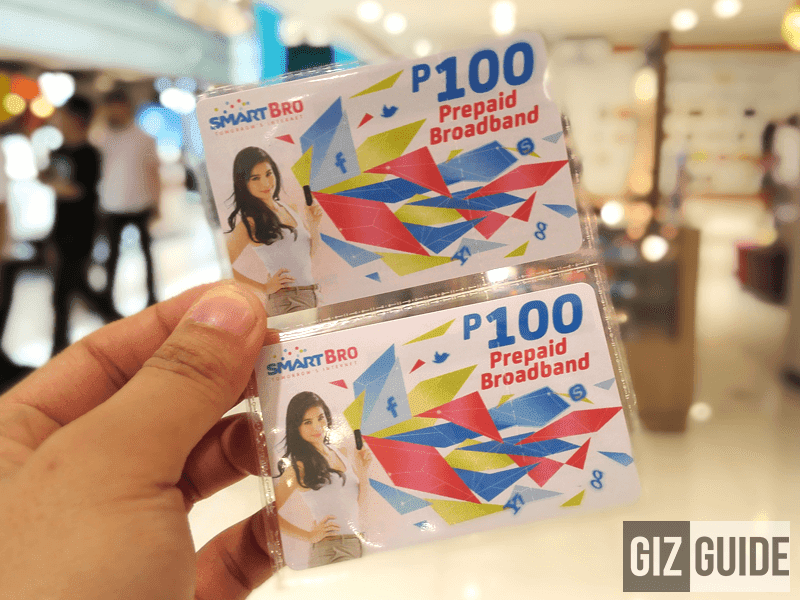SmartBro Prepaid Card Buy 1 Take 1 Promo Now Out Until December 31, 2015!