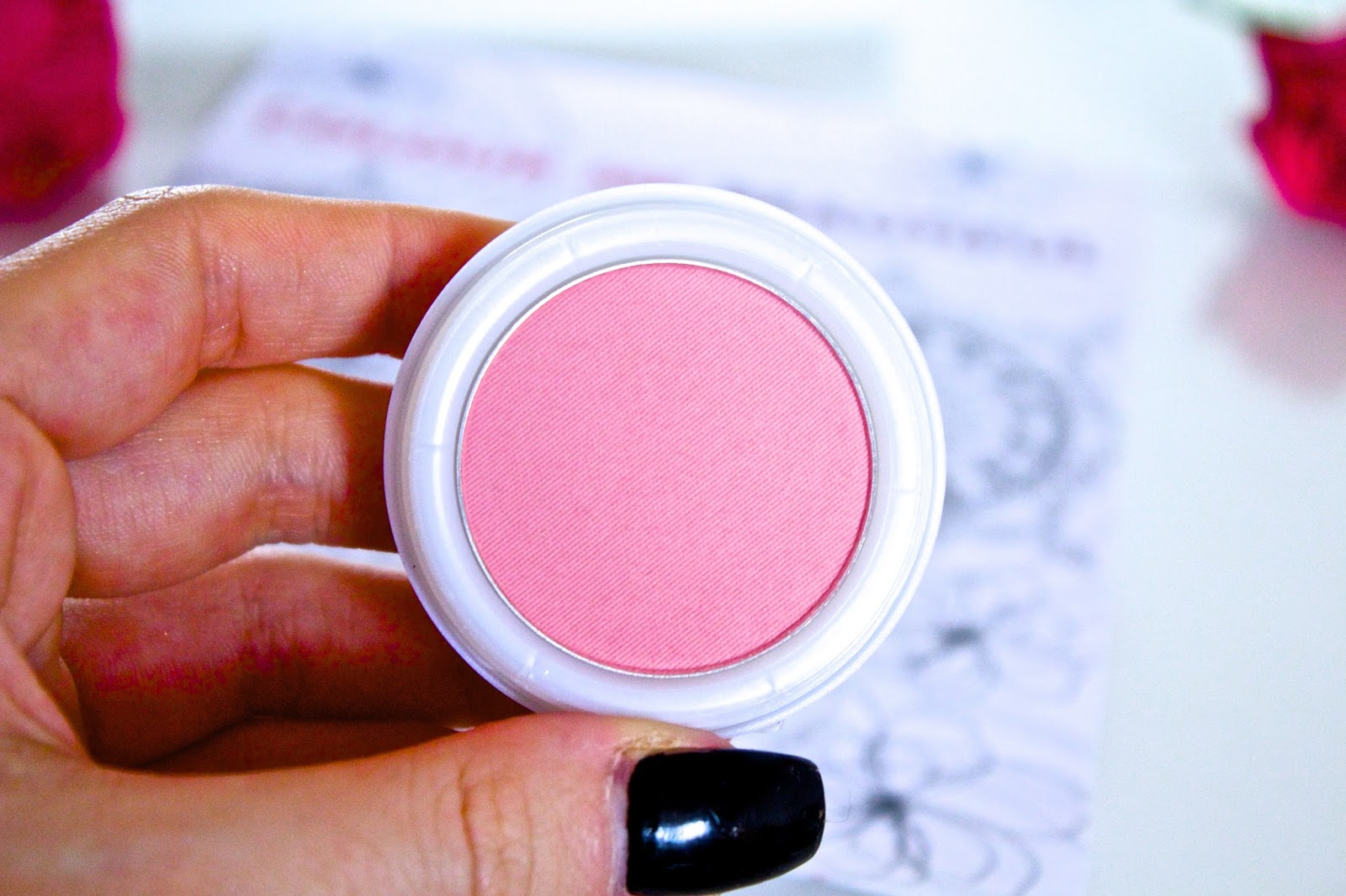 Natural Collection pink blusher