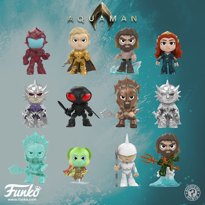 Aquaman Movie Mystery Minis Blind Box Series by Funko x DC Comics