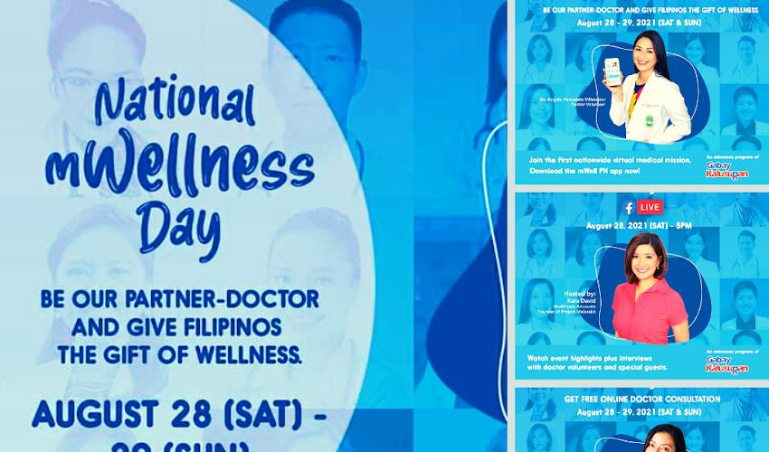 National mWellness Day #PressRelease