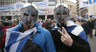 Οι Έλληνες είναι ο πιο εθνικιστής λαός της Ευρώπης σύμφωνα με έρευνα