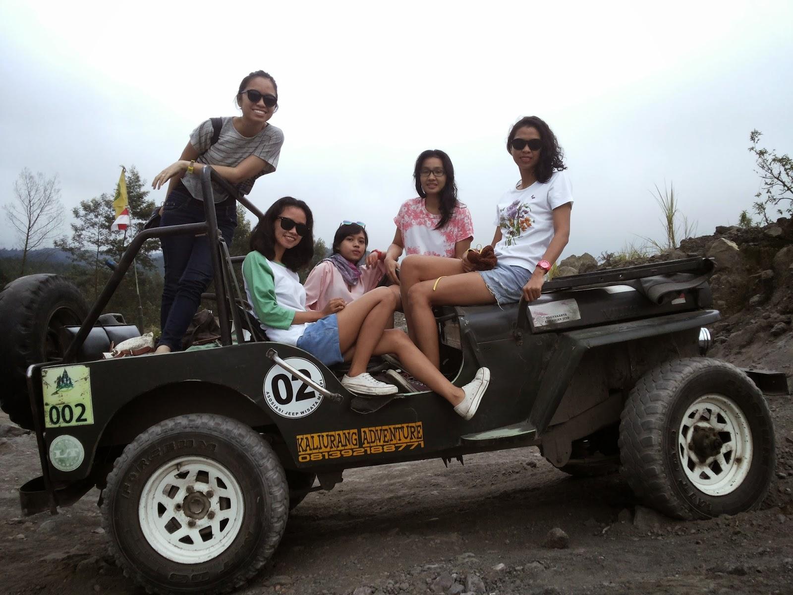 Feature Wisata Jeep Gunung Merapi Welcome
