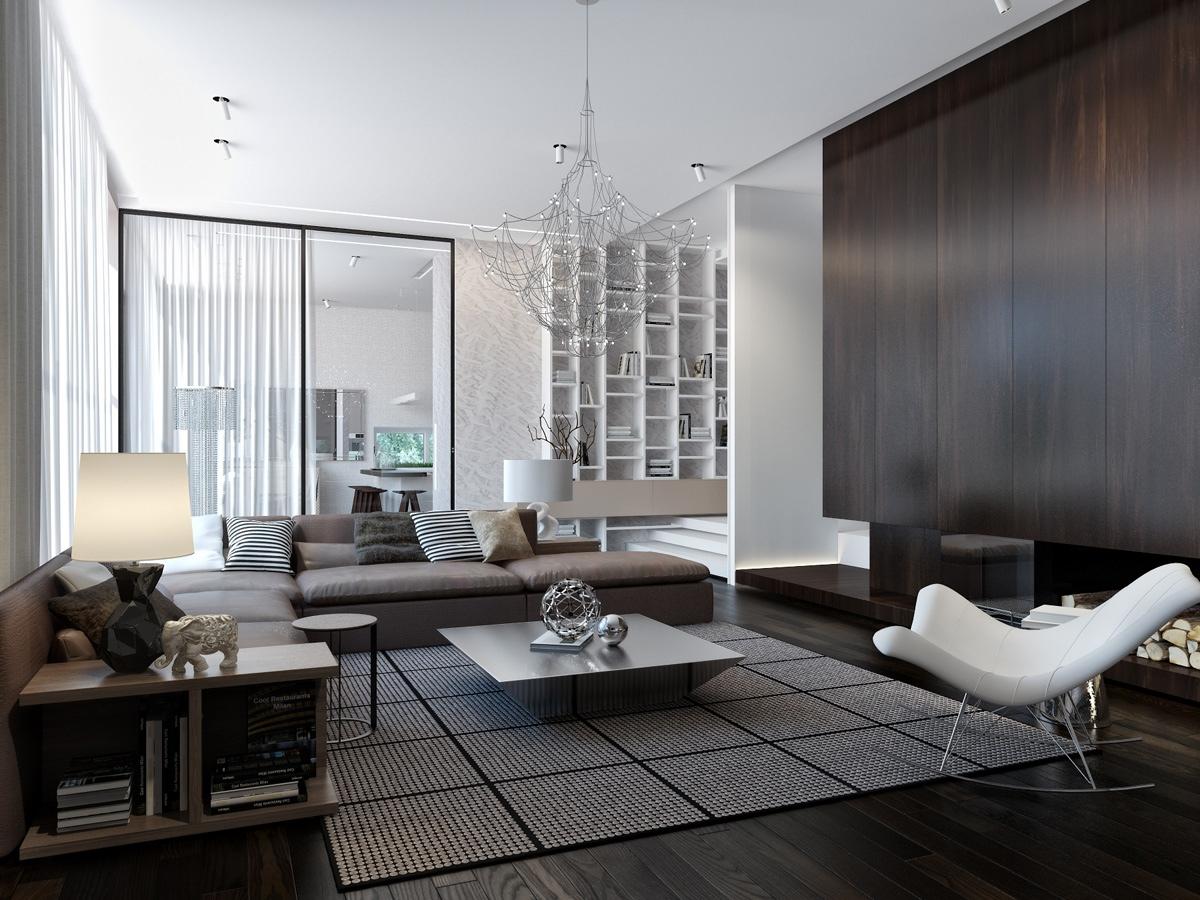 Idee appartamento moderno nuove tendenze del design for Idee appartamento