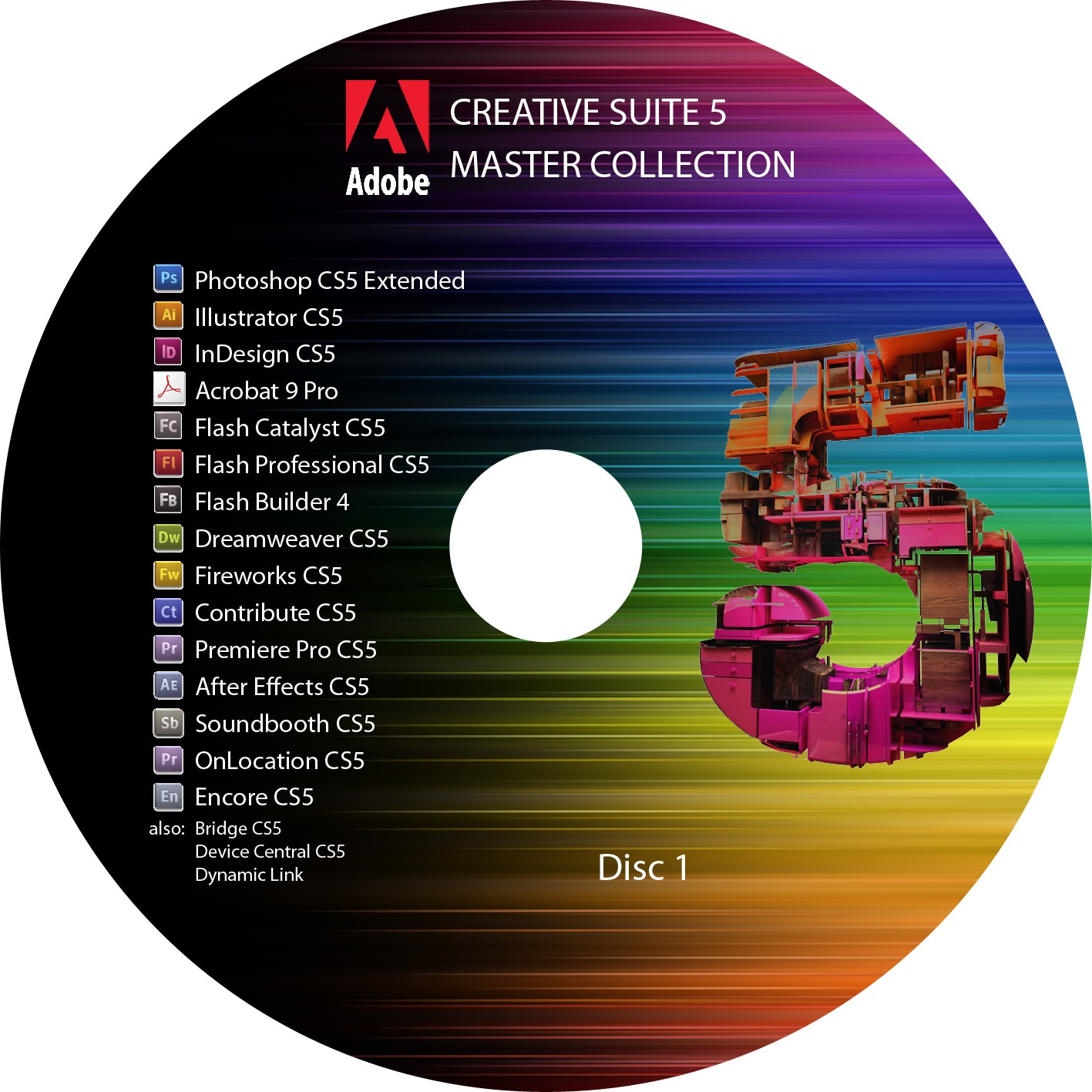 adobe master suite cs5 mac