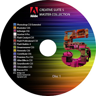 Install Adobe Creative Suite or 5