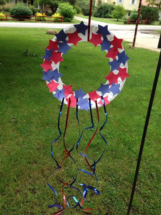 Hopping from k to 2 free memorial day activities and crafts for Crafts for labor day