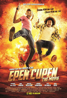 disuruh ayahnya untuk pergi mencari saudara kembarnya yang hilang semenjak kecil Download Film Epen Cupen The Movie (2015) WEB-DL Full Movie
