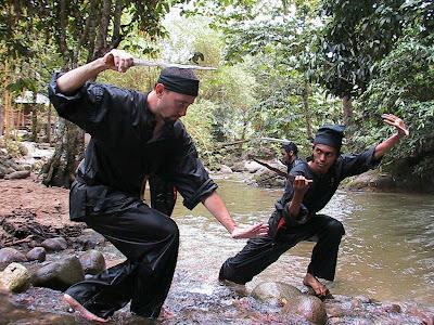 Sejarah Perkembangan Pencak Silat di Indonesia