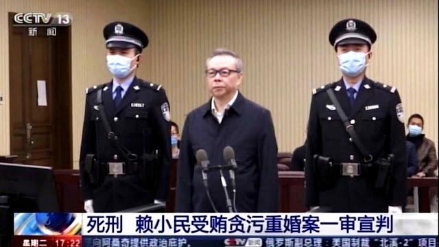 Ex-banqueiro Lai Xiaomin executado