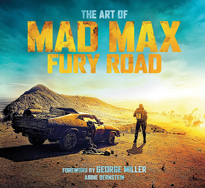 art of mad max fury road