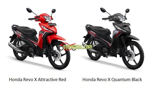 Motor Bebek Belum Punah, Honda Revo Tampil Lebih Segar di 2020