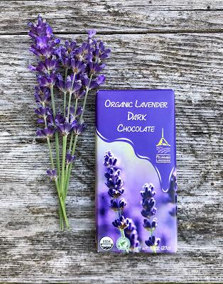 Organic Lavender Dark Chocolate