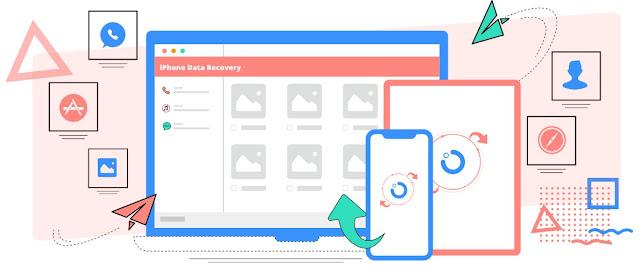 تحميل برنامج FonePaw iPhone Data Recovery مع التفعيل الاصدار الاخير