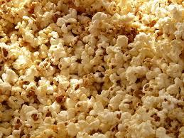 healthier popcorn