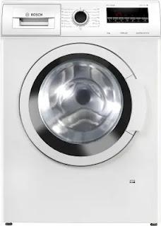 Bosch 8 Kg 5 Star Fully Automatic Front Loading Washing Machine (WAJ2426AIN)