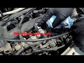 sensor fuel rail mesin diesel