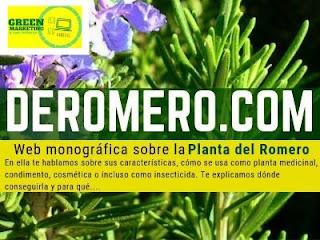 Romero, plataforma de contenidos de ECO SEO Green Marketing