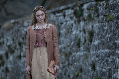 Mary Shelley Elle Fanning Image 1