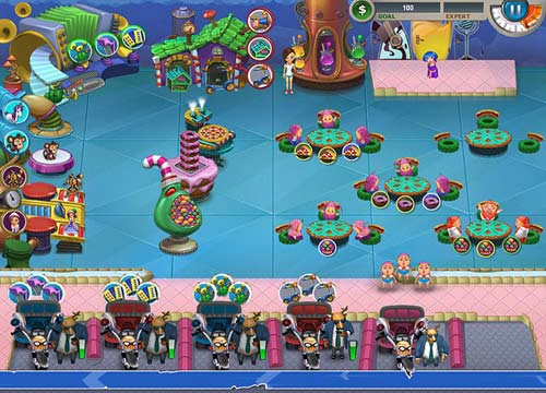 لعبة مصنع الالعاب Toy Factory المجانية
