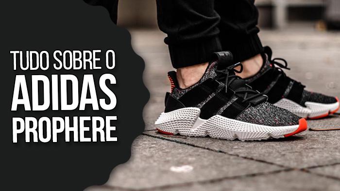 Adidas Prophere! Em Dezembro do ano passado a Adidas apresentou uma nova  Silhueta no Mercado Internacional 4b2e58d4fba