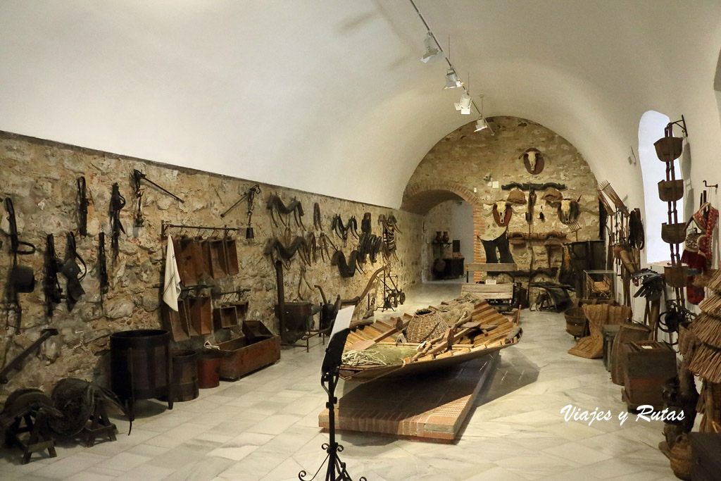 Museo Etnográfico González Santana, Olivenza