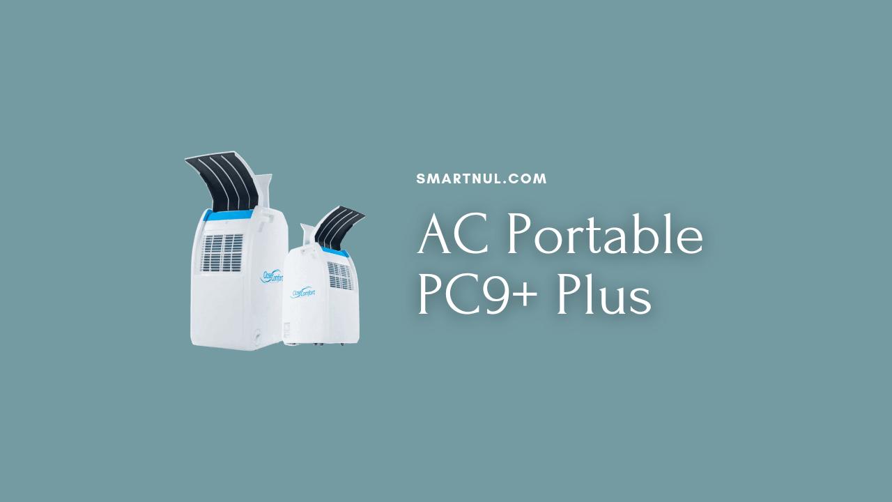 Portable AC PC9+ Plus