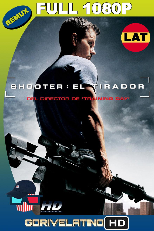 Shooter: El Tirador (2007) BDRemux FULL 1080p Latino-Ingles MKV