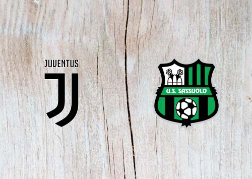 Juventus vs Sassuolo Full Match & Highlights 16 September 2018