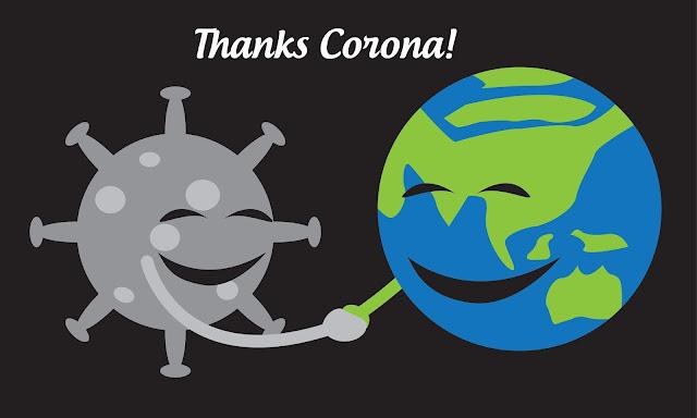 manfaat virus corona
