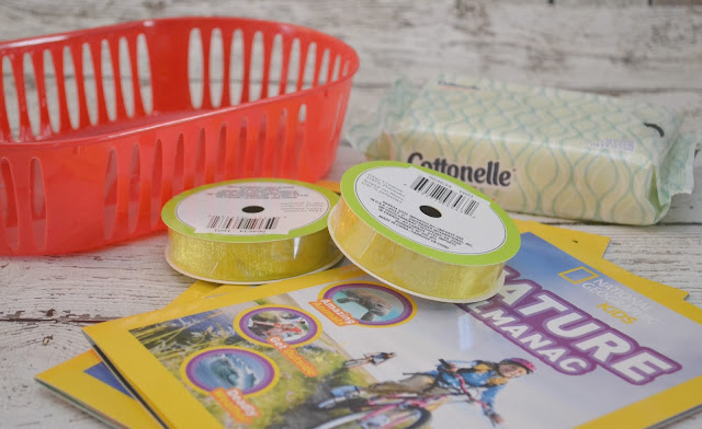 Kids Bathroom Caddy with Cottonelle Cleansing Cloths, Kids Bathroom Caddy, potty training tips, teaching toddler to wipe, Teaching kids to wipe their bums, teaching kids to wipe, bathroom training